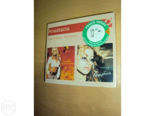 Anastacia - caixa de 2 Cds - fechada