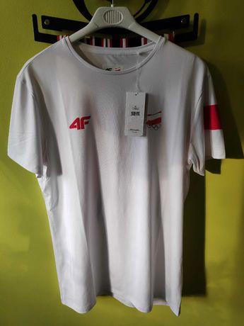 Koszulka 4F rozm xl 2szt