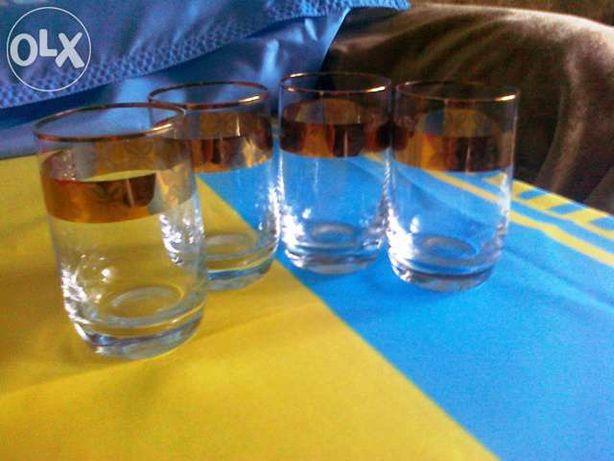 ЧССР. Набор стаканчиков для вина.
