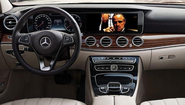 Mercedes NTG5 NTG5.5 GLC W222 W217 W213 W205 W447 Odblokowanie Wizji