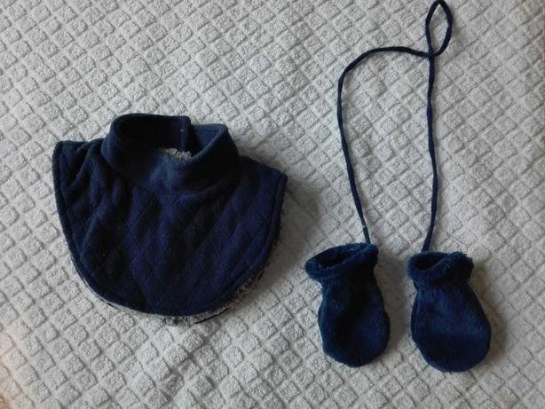 rękawiczki dla niemowlaka