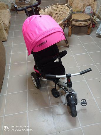 Детский велосипед Turbo trike