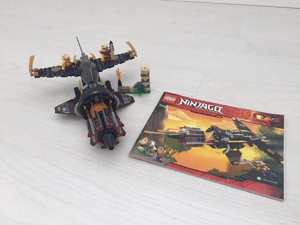 Lego ninjago 70747 kruszarka skał