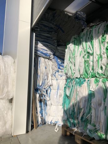 Worki big bag bagi bigbagi używane hurt i detal 92/92/81 cm