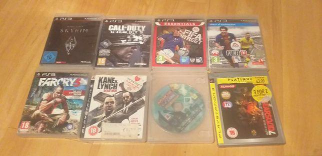 Zestaw gier PS3 - Kolekcja Gier PLAYSTATION 3 PS3