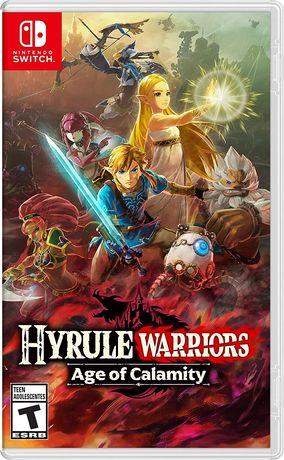 Zelda Hyrule Warriors (Switch)