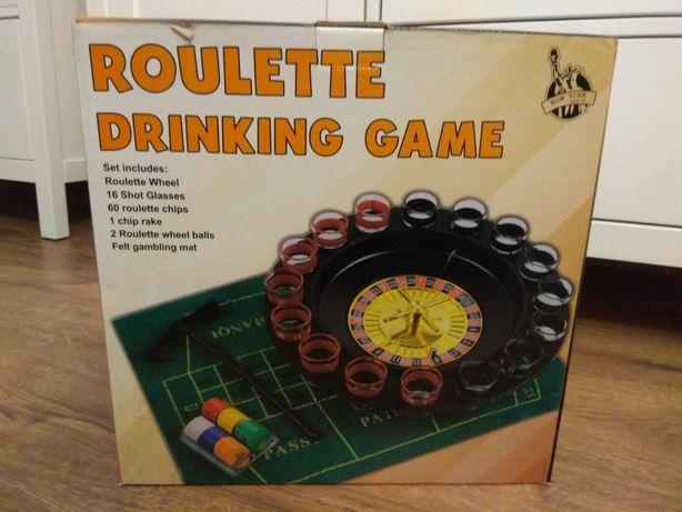 Gra ruletka alkoholowa