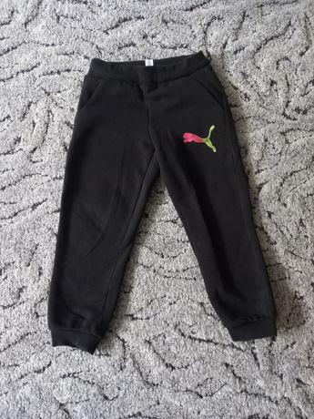 Spodnie dziecięce Puma r.110