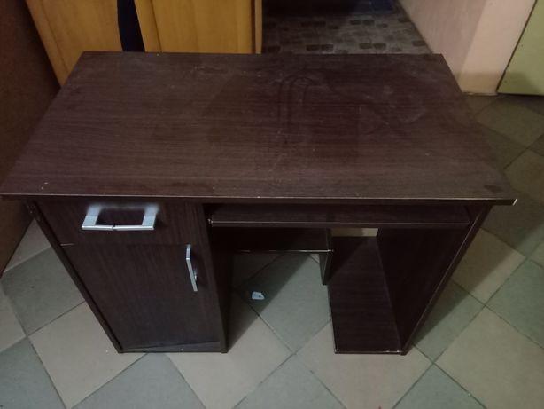 Biurko komputerowe + fotel dla dziecka do 12lat
