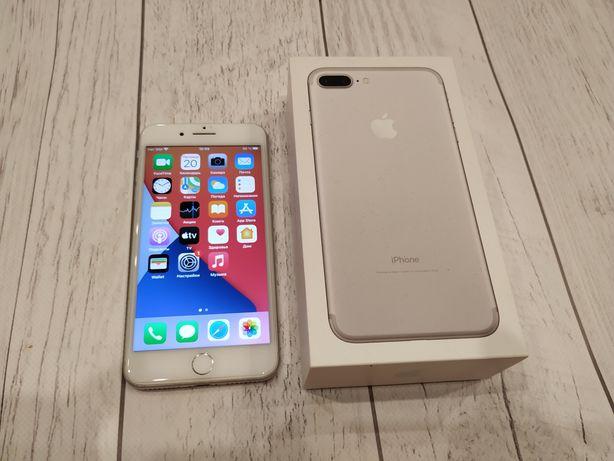 iPhone 7+ в идеальном состоянии