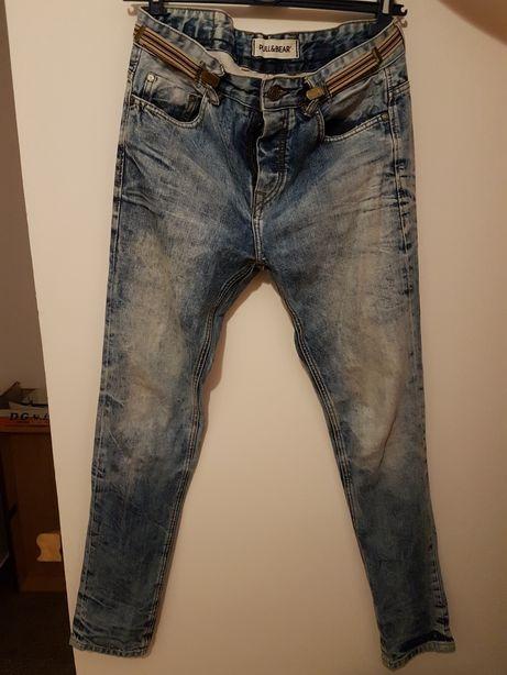 Spodnie męskie firmy Pull&Bear
