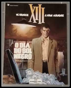 BD Álbuns: Série XIII & IRS