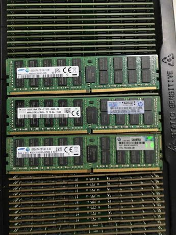 16Gb 2133p DDR4 HP Samsung Hynix память RAM сервер 2133 НДС