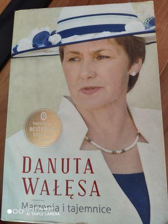 Danuta Wałęsa - książka.