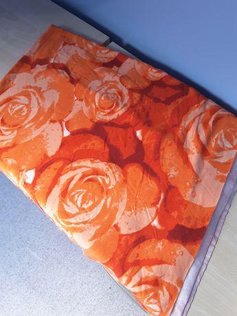 Tkanina do szycia materiał elastyczny róże tkaniny materiały