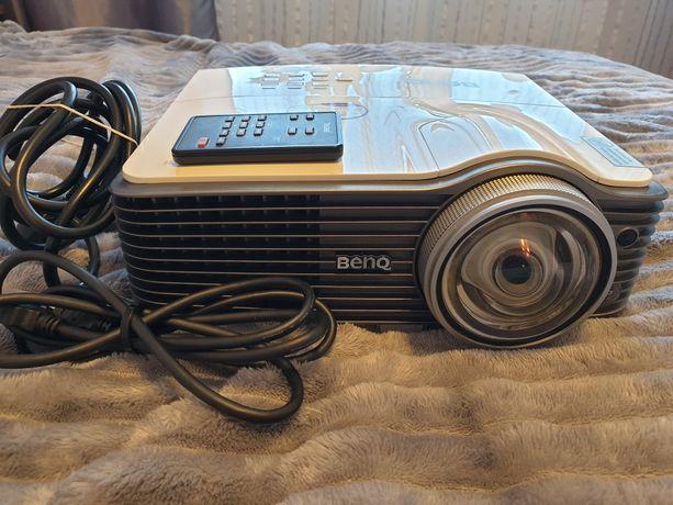 BenQ MX762ST MX812ST Projektor Duży Ekran HD Kino Krótkoogniskowy Rzut