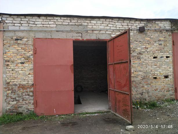 Бокс гараж МИРНЫЙ (Большой)