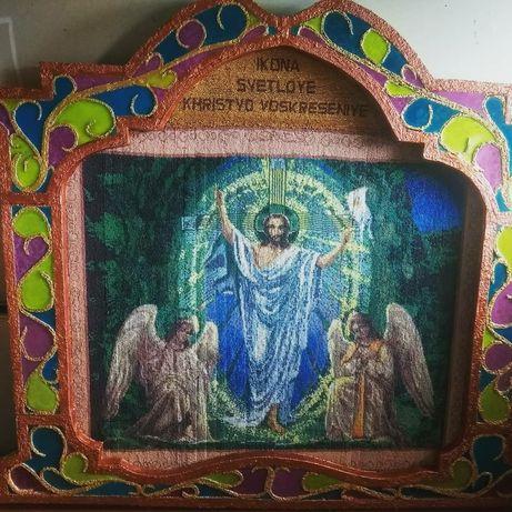 Икона Светлое  Христово Воскресение