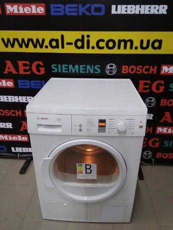 Сушильная машина конденсационная Bosch WTE86301, 7 кг, б/у из Германии