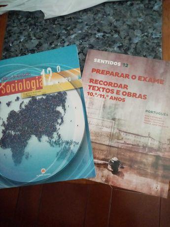 Livros escolares 12 ano