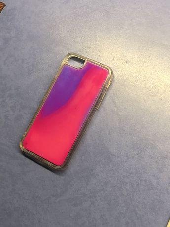 iPhone 7 case чехол песочный яркий