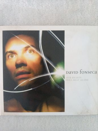 "CD ""David Fonseca - Our Hearts Will Beat As One"""