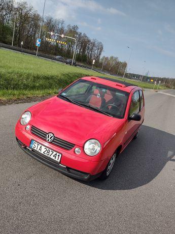 VW Lupo idealne miejskie małe autko