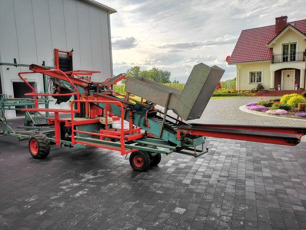 Kombajn do jabłek Munckhof senior pluk-o-track