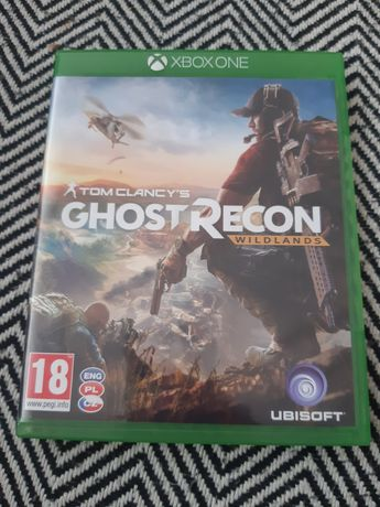 Gra na konsole Xbox one Ghost recon wildlands