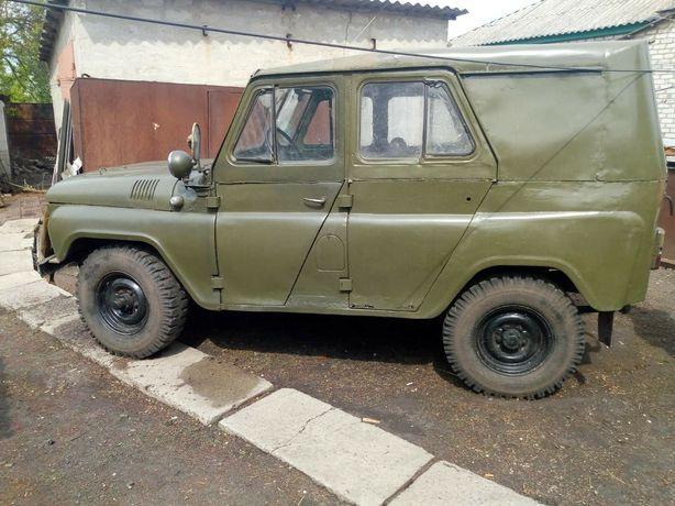 УАЗ 469 бобик
