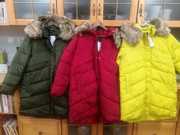 Nowa kurtka damska jesień-zima różne rozmiary
