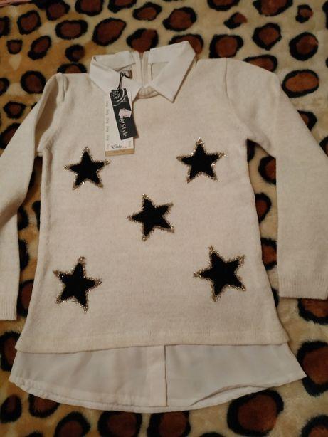 свитер (нарядный)