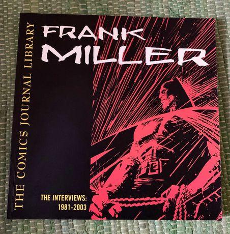 BD Frank Miller Entrevistas Comic journal