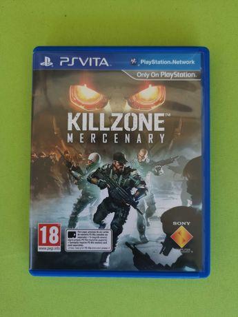 Jogo PS Vita - Killzone Mercenary