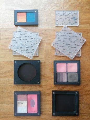 Kasetki INGLOT na kosmetyki do makijażu