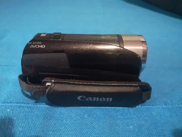 Camera Canon HF R26 mais duas baterias