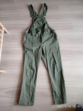 Spodnie ciążowe ogrodniczki Bonprix collection (48)