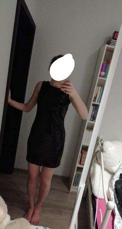 Czarna sukienka M/S