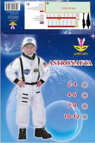 Strój Karnawałowy Astronauta dla Chłopców Rozmiar M