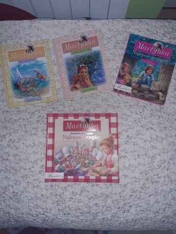 Pakiet książek o Martynce