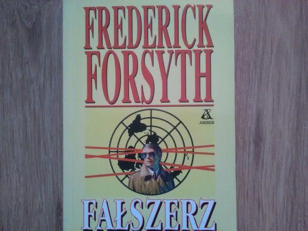 Fałszerz Autor Frederick Forsyth /