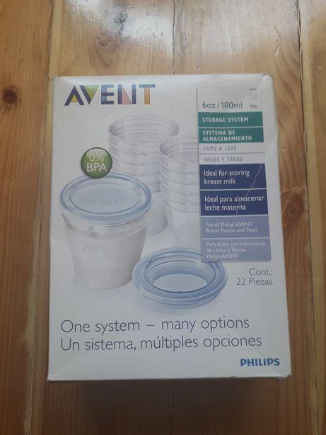 Продам новые контейнеры для хранения Авент