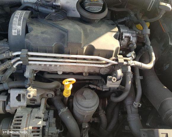 Caixa Velocidades Seat Ibiza / Arosa / VW Polo / Lupo 1.4 Tdi Ref. EXB