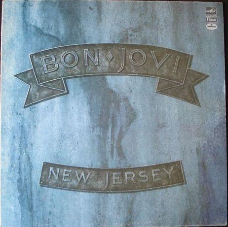 Bon Jovi – New Jersey - 1988 - пластинка