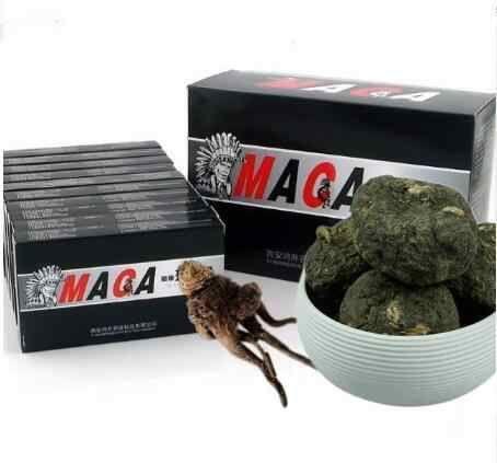 Перуанская Maca для потенции - 12 капс.