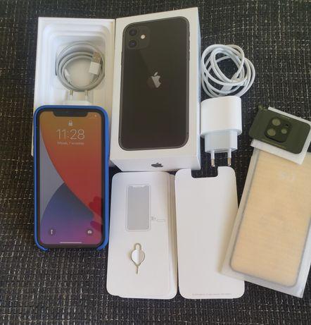 IPhone 11 CZARNY 128 GB Mega Zestaw !!!