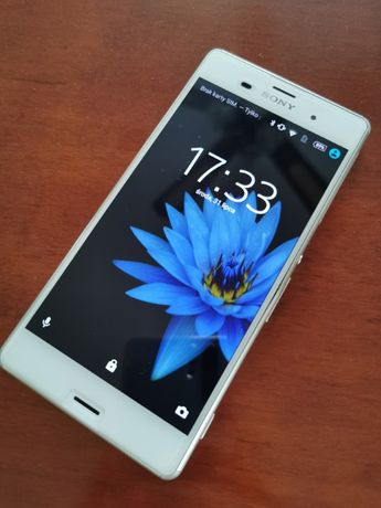 Sprzedam telefon Sony Xperia Z3 - biały, bez simlocka