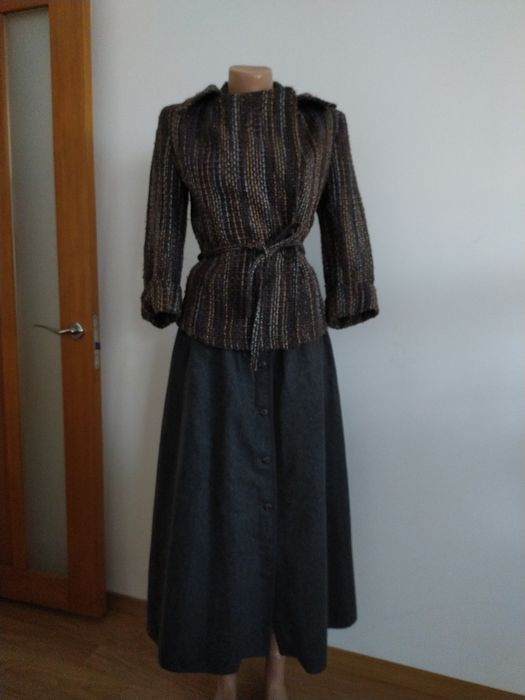 Lodenfrey, спідниця, юбка, шерсть, подарок, міді. Тернополь - изображение 1