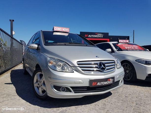 Mercedes-Benz B 200 Turbo