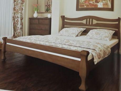 Кровати деревянные двухспальные